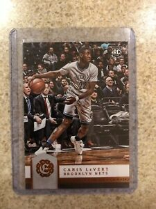 2016-17-Panini-Excalibur-Caris-LeVert-Rc-Rookie-Card-15-Brooklyn-Nets-NBA-QTY