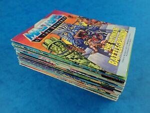 Vintage-el-hombre-decada-de-1980-Amos-del-Universo-Mini-COMICS-Elige-tu-titulo