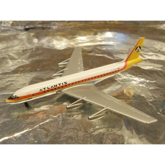 Herpa Wings Douglas DC-8-30 African Safari Airways Club-Modell 523233-1:500