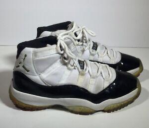 129b303f5c80c7 2006 Nike Air Jordan XI Retro DMP GOLD Concord Authentic 136046-171 ...