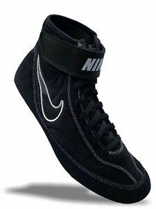 Homme Nike Wrestling Shoes Speedsweep VII Boxe Bottes RINGERSCHUHE