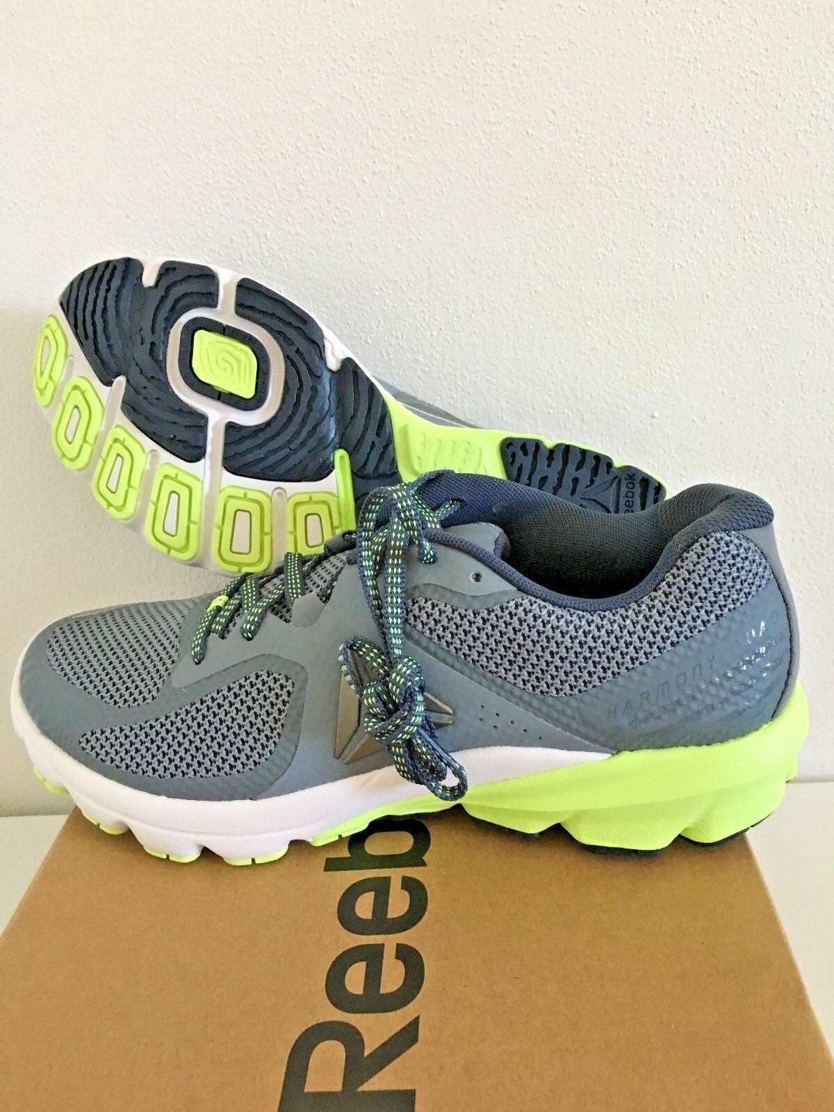 Reebok OSR Harmony Road Men's Running Shoes Dust/Grey/Flash/Indigo Choose Size