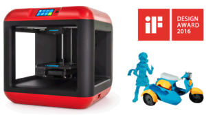 Flashforge-Finder-Printer-Single-Extruder-Perfect-First-3D-Printer-Wi-Fi-200hr