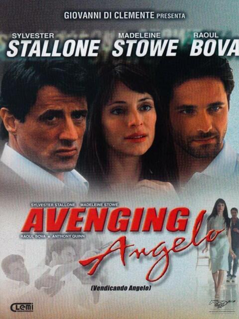 Dvd Avenging Angelo - Vendicando Angelo - Sylvester Stallone Raul Bova ....NUOVO