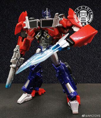 Proof of leadership in TFP transformers APC-Toys Super Commander Optimus Toys