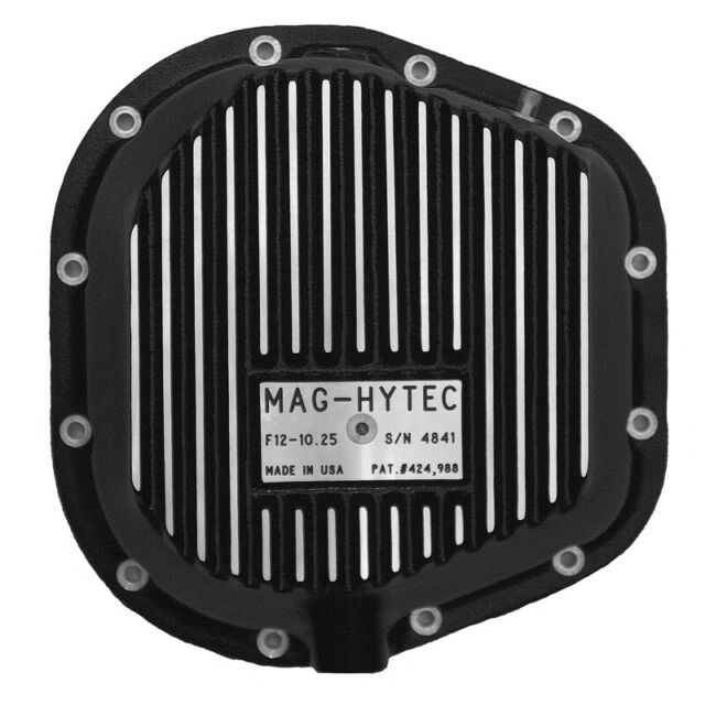 86 TO PRESENT Ford 6.7L Powerstroke MAG-HYTEC 12-10.25 /& .5 DIFFERENTIAL COVER.