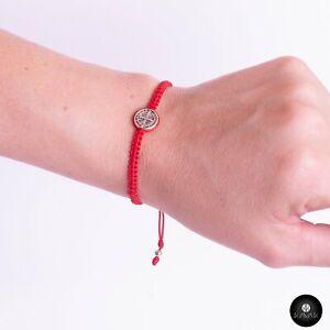Kavak - Handmade Girl Red Blood Adjustable Women's Bracelet