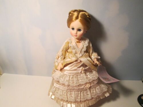 Madame Alexander Doll Lucy Webb Hayes First Lady Doll Series IV #1420 MIB