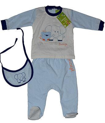 Baby Strampler Lätzchen Höschen Pulli 2 Oder 3 Teilig Geschenkset