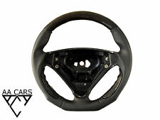 Steering Wheel Mercedes SLK C R171 W203 AMG for buttons Flat Bottom Carbon