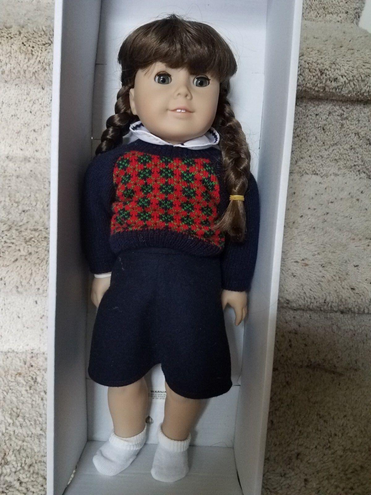 American Girl Doll Molly -18  tamaño incluso satisfacer Molly Libro De Bolsillo