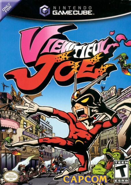 Viewtiful Joe (Nintendo Gamecube) GC / Wii