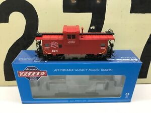 Athearn-RND-HO-Scale-MKT-Katy-Wide-Vision-Caboose-RD-125-RTR-New