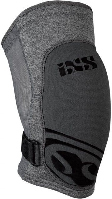 IXS Flow Evo+ Knee Guards 2018 Grey - Mountain Bike Pads MTB