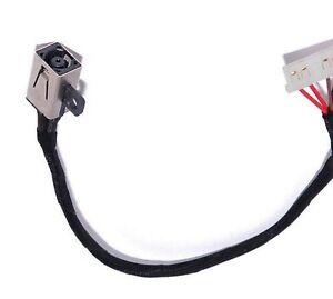 Dell Inspiron 15 7570 7573 P70F001 Laptop DC Power Jack Charging Port Socket