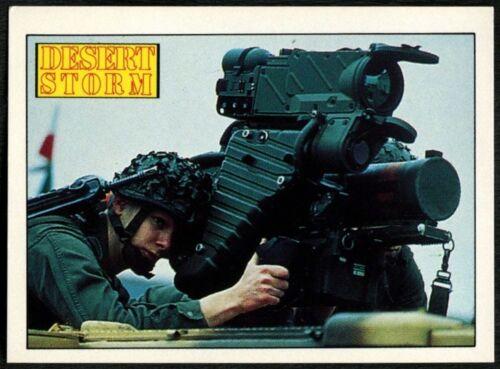 C959 Milan Anti-Tank Weapon #92 Desert Storm 1991 Merlin Sticker