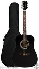 """HARMONY Soft Case Guitar Gig Bag Case 36"""" w/ Handle - Acoustic Guitar Ukulele"""