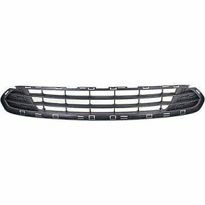 FO1036127 NEW 2010 2012 BUMPER GRILLE FRONT FOR FORD FUSION