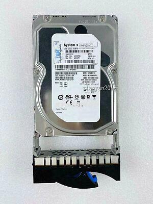 42D0767 42D0768 IBM 2TB 7200 Rpm NL SAS Hot-Swap HARD DRIVE WITH TRAY