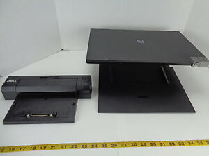 Details about Dell Laptop Docking Station PR02X with Monitor Stand Computer  Accessory SKU A CS