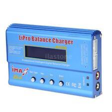 IMAX B6 80W Lipo Li-ion Ni-Cd RC Battery Balance Digital Charger Discharger D8D2