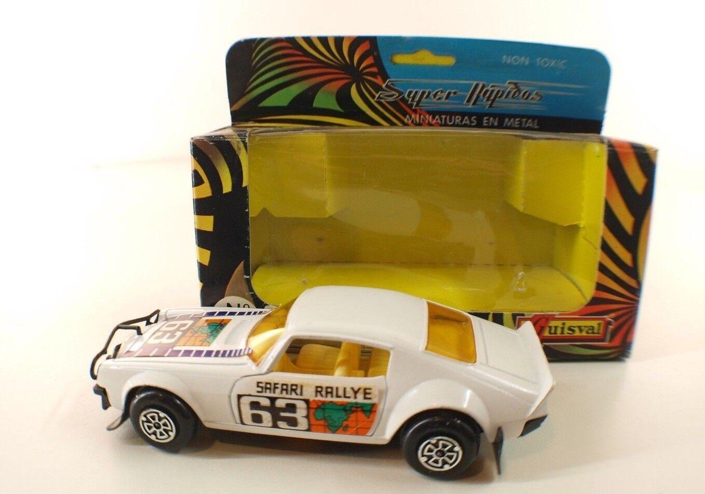 Guisval Serie Escorpion Chevrolet Camaro Safari Rallye  63 1 37 Nuevo Caja  Caja