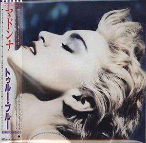 Madonna 紙ジャケット仕様 Japan W/obi
