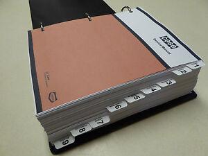 Case-850B-Crawler-Dozer-Bulldozer-Service-Manual-Repair-Shop-Book-NEW-w-Binder