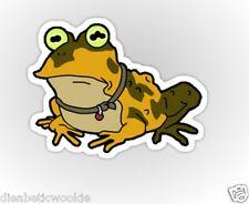 Futurama Hypnotoad Fry Leela Bender Frog toad Sticker decal car laptop scrapbook