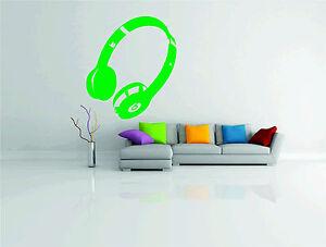 Dr-Dre-Beats-Headphones-Music-Wall-Sticker-Vinyl-Decal-Wall-Art-Transfer