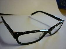 Karl Lagerfeld Glasses Frames Designer Frames KL755 Chunky Black/diamonds re:204