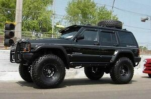 Image is loading JEEP-CHEROKEE-XJ-1984-2000-fFENDER-FLARES-SUN- 126394fa773