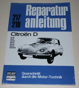 image is loading repair-manual-citroen-ds-20-21-23-super-