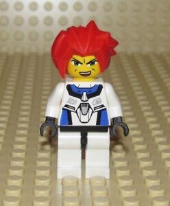 LEGO Exo-Force 3x Minifigure Combo Custom Ha-Ya-To Ryo Takeshi 7713 7705 7709
