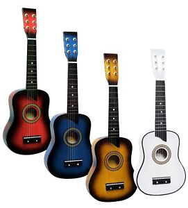 Kindergitarre-vers-Farben-Ersatzsaite-Pik-sunburst-blau-weiss-grau-rot-1-16
