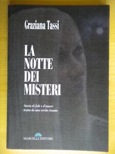 La-notte-dei-misteri-Storia-fede-amore-Tassi-Graziana-religione-Bungaro-marche