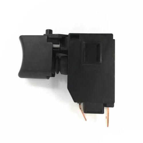 Black Switch For Makita DDF481RFE DDF484 DHP484 Hammer Drill Driver Tool Parts
