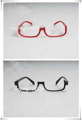 Tokyo Ghoul Kamishiro Rize Nishio Nishiki Cosplay Red/Black Glasses without Lens