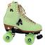 w Nylon Thrust Moxi Lolly Roller Skate Honeydew Lime