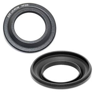 Pare-Soleil-Objectif-Photo-pour-Pentax-SMC-DA-40mm-F2-8-Limited-MH-RC