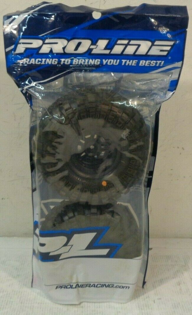 Pro-Line Racing TSL SX Super Swamper XL 2.2 G8 Mnt FaultLine Blk(2) PRO1010710