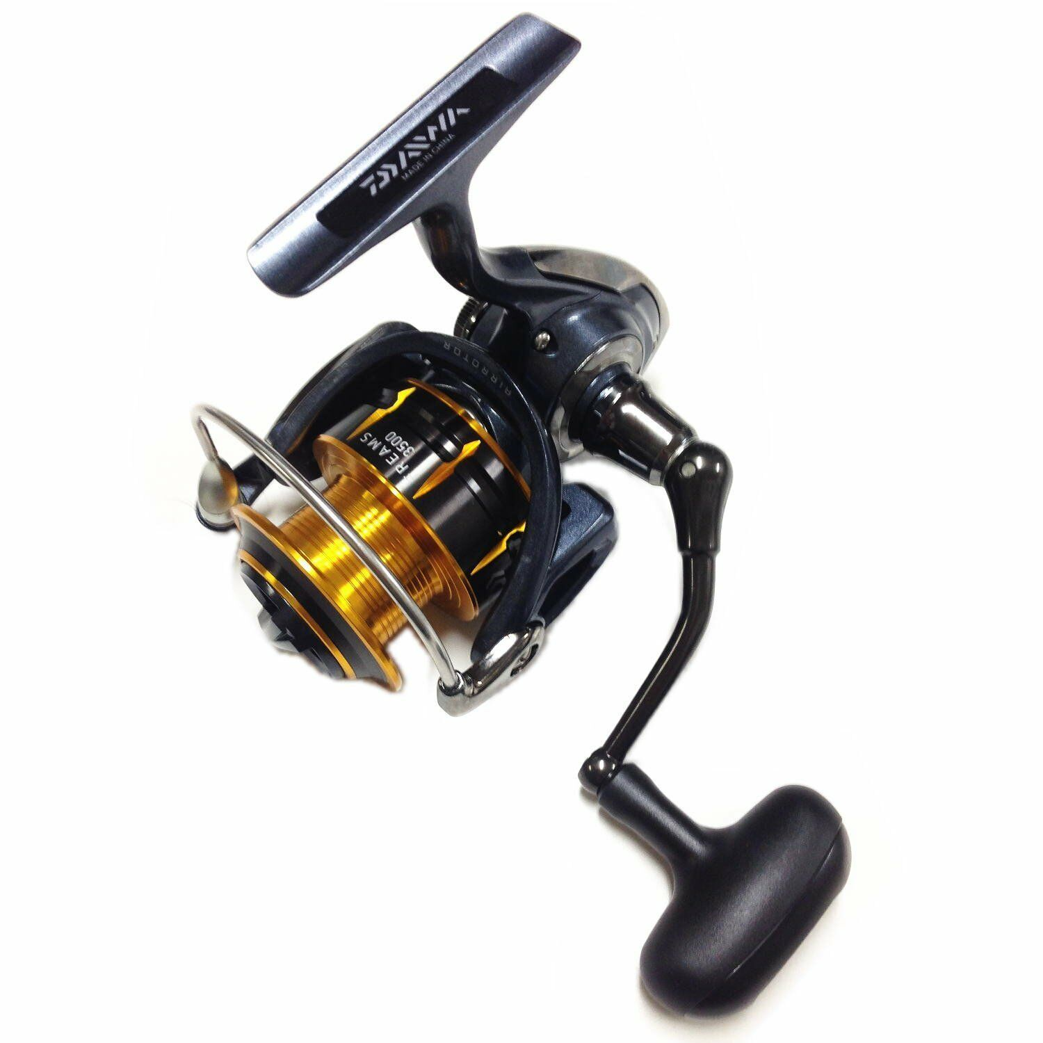 Daiwa 15 Freams 3500 Mag Sealed Saltwater Spinning Reel 960724 960724 960724 62ef3c