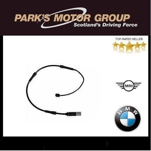 BMW Genuine Rear Brake Pad Wear Sensor 5//6 F Series 34356791962