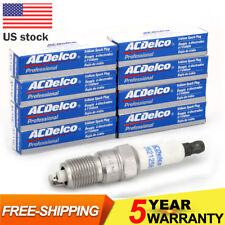 41-110 12621258 8PCS AC IRIDIUM SPARK PLUGS Fits CHEVROLET BUICK GMC HUMMER SAAB