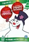 Christmas Classics - Frosty The Snowman / The Legend Of Frosty The Snowman (DVD, 2013)
