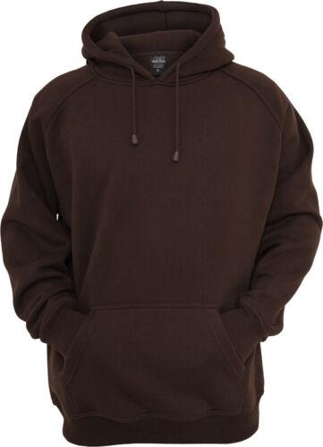 URBAN CLASSICS SWEATSHIRT 1 X SHIRT GRATIS Pullover HOODED Sport Fitness S-5XL