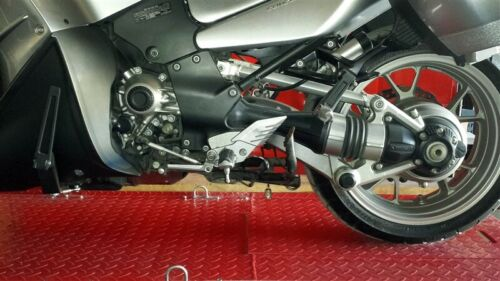 Concours 14 Rider Foot Peg Lowering Brackets 1400GTR