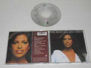 CARLY-SIMON-THE-BEST-OF-CARLY-SIMON-VOLUME-ONE-ELEKTRA-9348-30460-2-CD-ALBUM