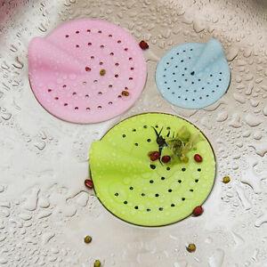 bad k che dusche abfluss haar stopper abdeckung filter waschbecken sieb ebay. Black Bedroom Furniture Sets. Home Design Ideas