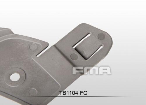 Fma Lado Tático Caça TB1104 Capa Protetor De Orelhas Protetor De Defesa Para Capacete Cp